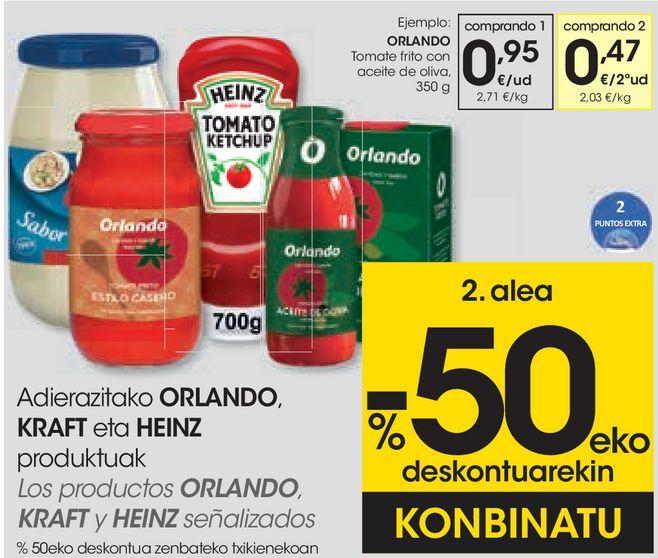 Oferta de Tomate frito con aceite de oliva por 0,95€