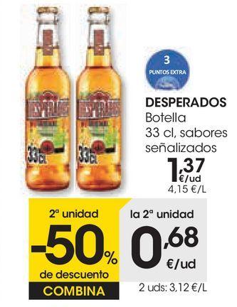 Oferta de Botella 33cl por 1,37€