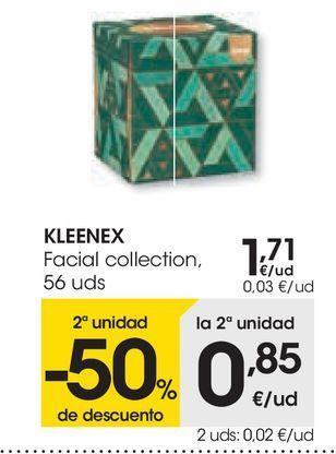 Oferta de Facial collection por 1,71€
