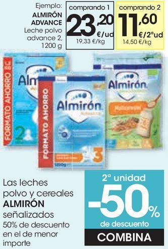 Oferta de Leche en polvo Almirón por 23,2€
