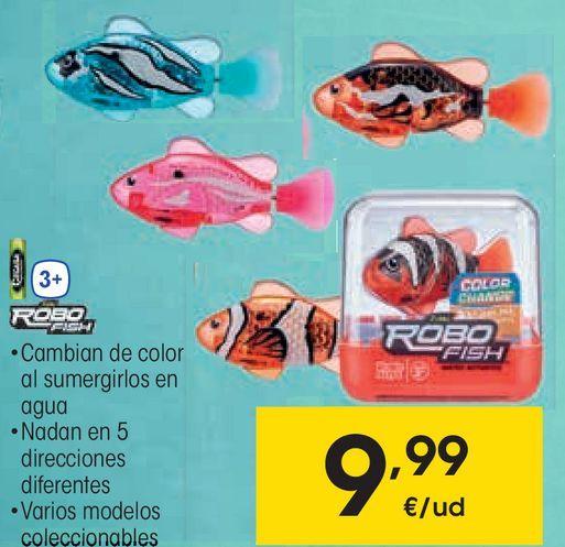 Oferta de Robo fish por 9,99€