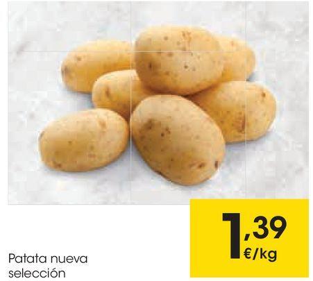 Oferta de Patata nueva selección por 1,39€