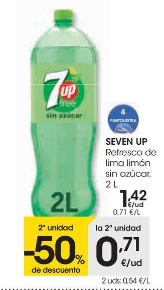 Oferta de Refrescos de lima limón sin azúcar por 1,42€