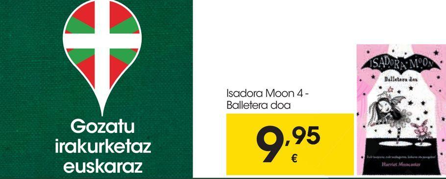Oferta de Isadora Moon por 9,95€
