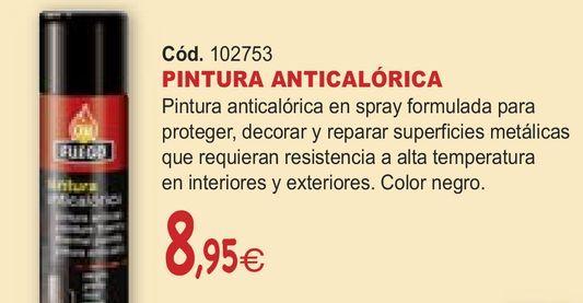 Oferta de PINTURA ANTICALÓRICA por 8,95€