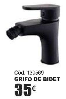 Oferta de GRIFO DE BIDET  por 35€