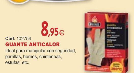 Oferta de GUANTE ANTICALOR  por 8,95€