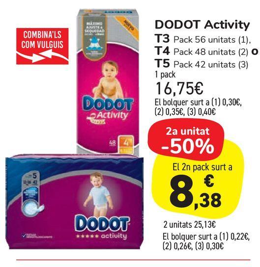 Oferta de DODOT Activity por 16,75€