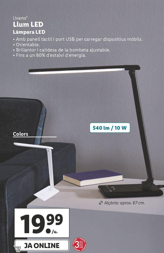 Oferta de Lámparas por 19,99€