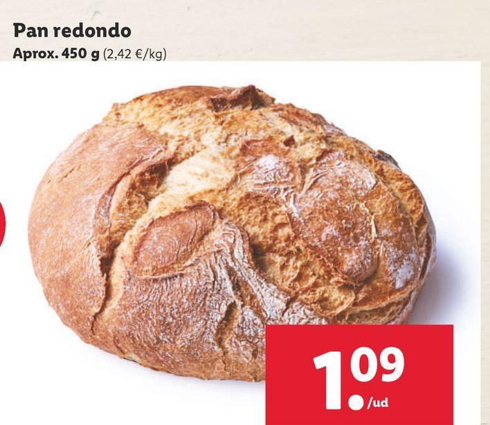 Oferta de Pan por 1,09€