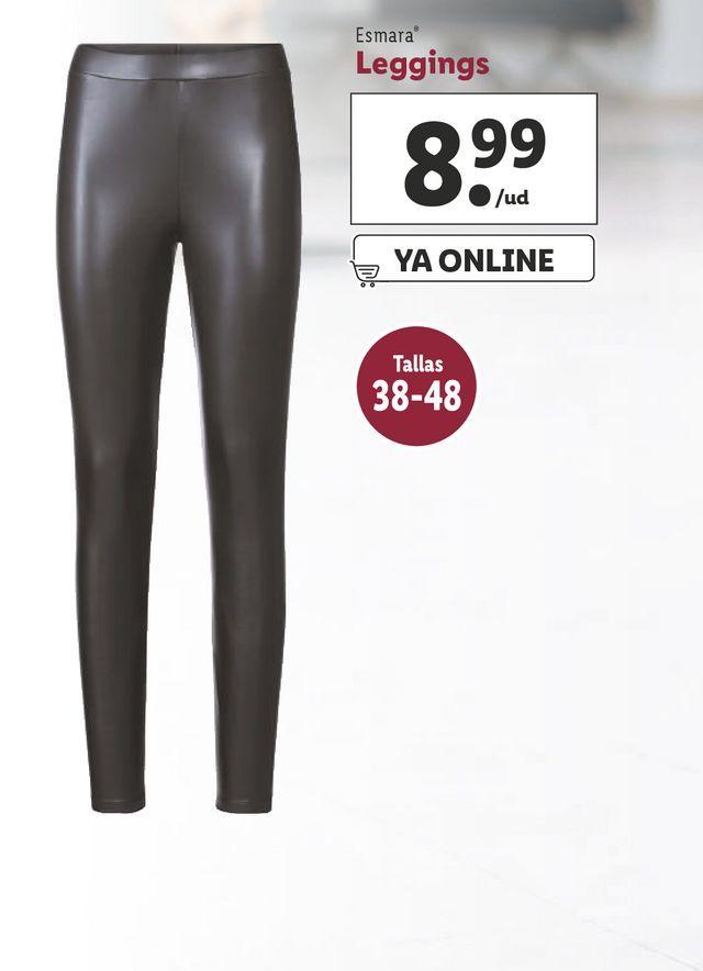 Oferta de Leggins esmara por 8,99€