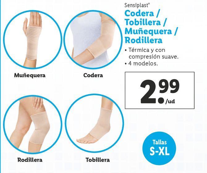 Oferta de Rodilleras por 2,99€