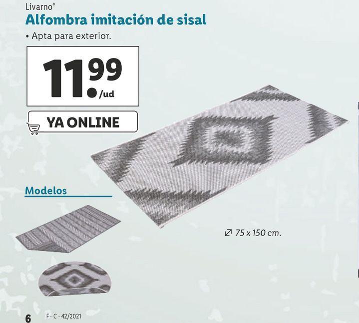 Oferta de Alfombras por 11,99€