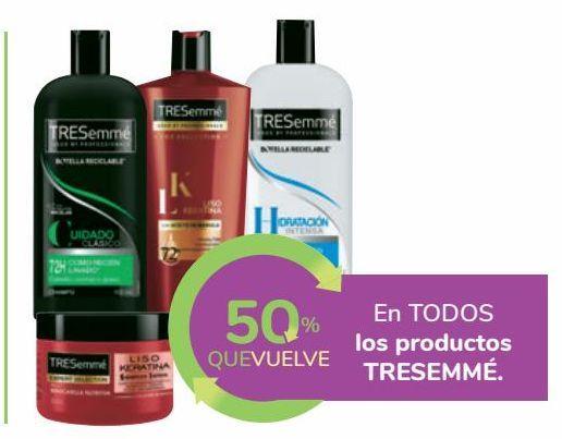 Oferta de En TODOS los productos TRESEMMÉ por