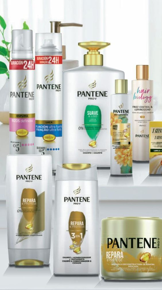 Oferta de En TODOS los productos PANTENE  por
