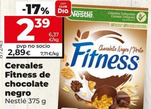 Oferta de Cereales fitness por 2,39€