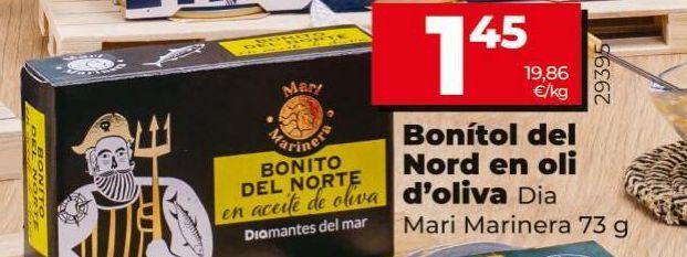 Oferta de Bonito del norte Dia por 1,45€