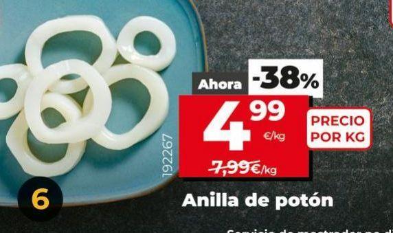 Oferta de Anillas de poton  por 4,99€