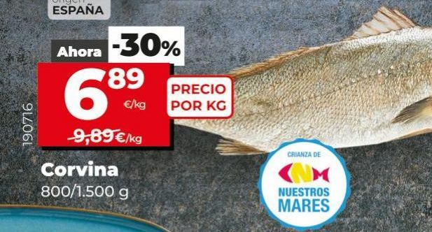 Oferta de Corvina por 6,89€
