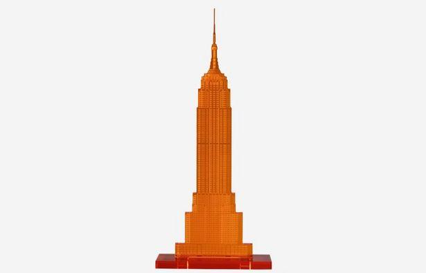 Oferta de Empire State naranja por 21€