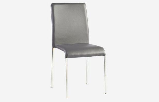 Oferta de Silla Easy gris por 76,5€