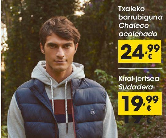 Oferta de Sudadera  por 19,99€