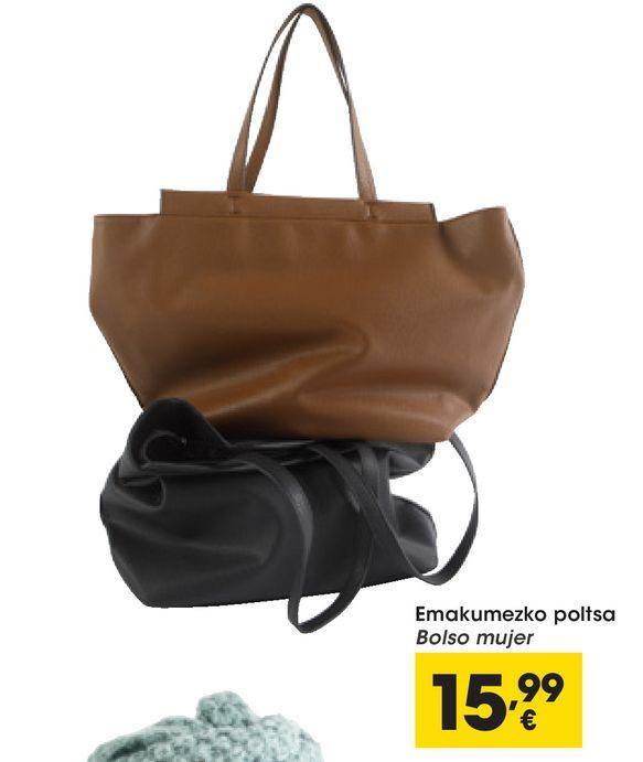 Oferta de Bolso de mujer por 15,99€