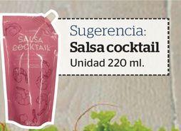 Oferta de Salsas por