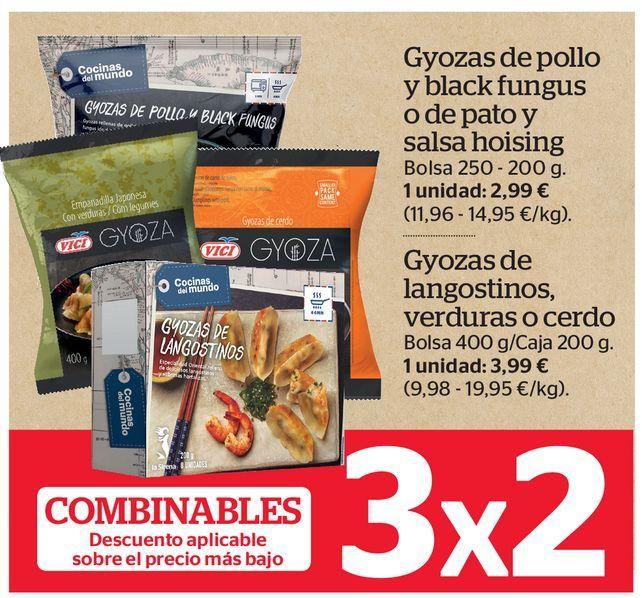 Oferta de Platos preparados por 2,99€