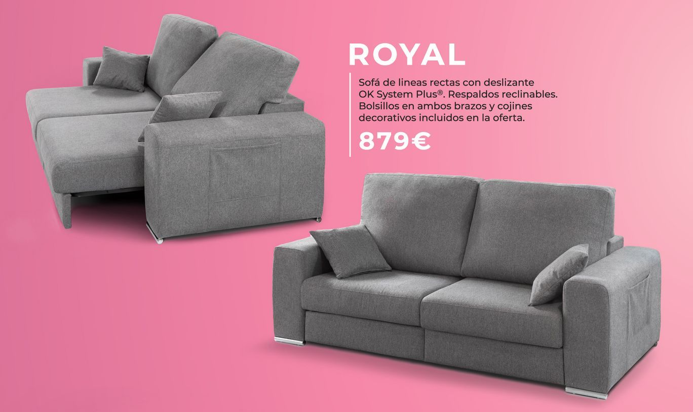 Oferta de ROYAL por 879€