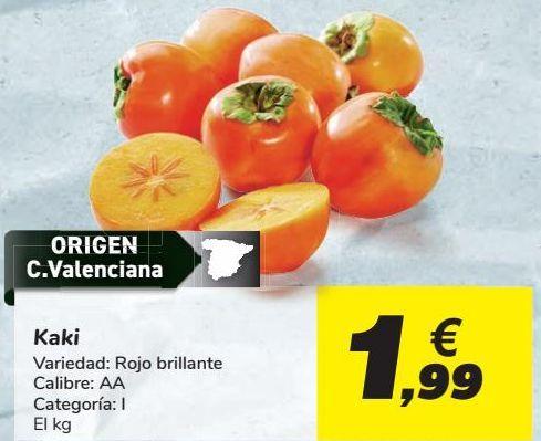 Oferta de Kaki  por 1,99€