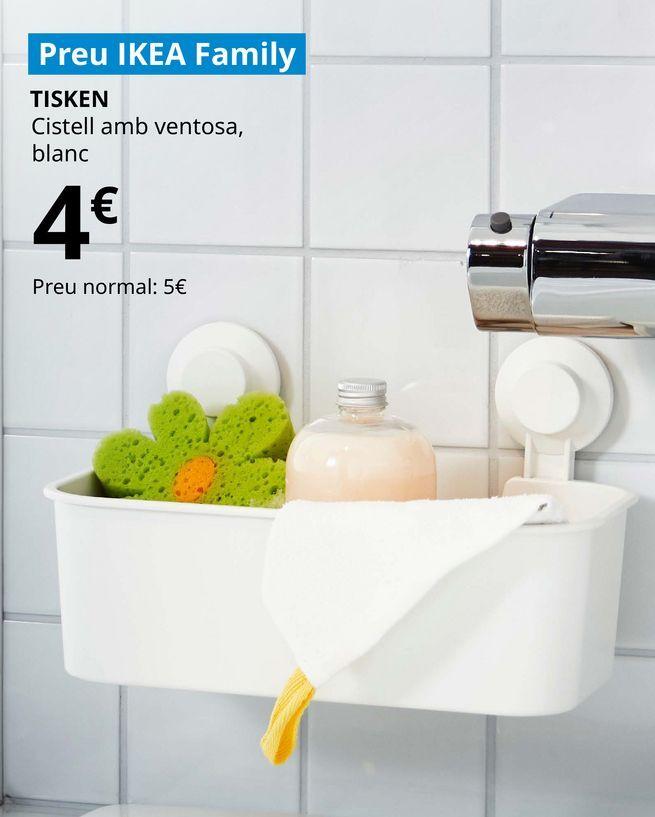 Oferta de Accesorios para baño por 4€