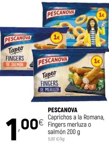 Oferta de Congelados Pescanova por 1€