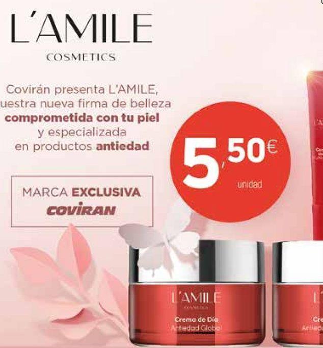 Oferta de Maquillaje L'amile  por 5,5€