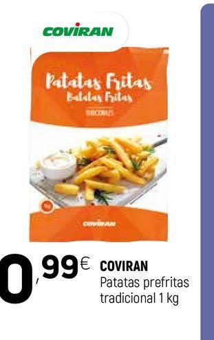 Oferta de Patatas fritas coviran por 0,99€