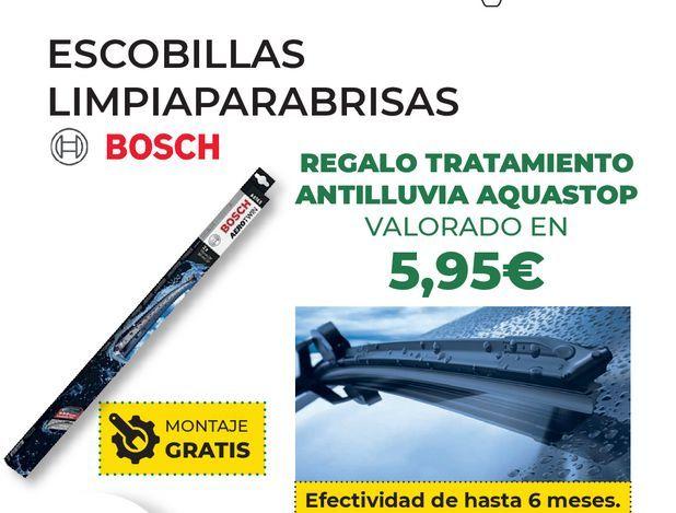 Oferta de Escobillas de coche Bosch por