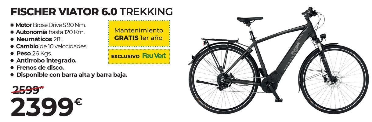Oferta de Bicicleta eléctrica por 2399€