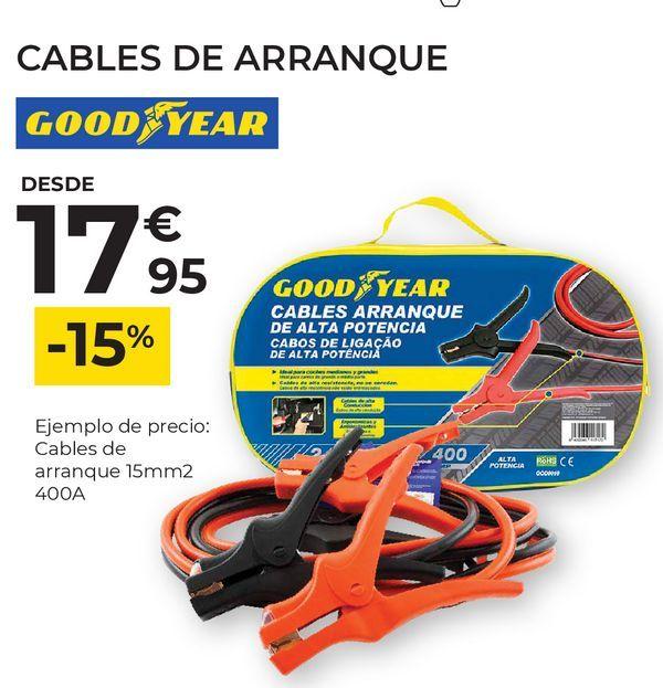 Oferta de Cable de arranque Good Year por 17,95€
