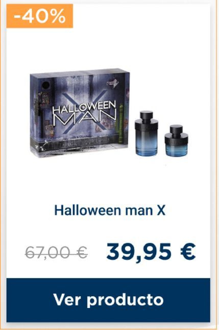 Oferta de Perfumes por 39,95€