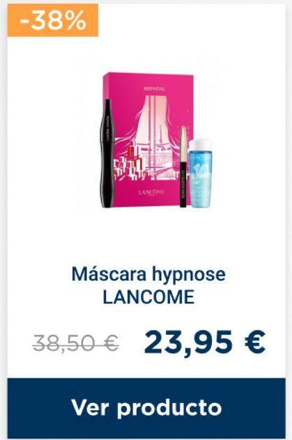 Oferta de Máscara de pestañas Lancôme por 23,95€