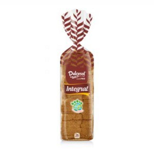Oferta de Pan integral 820g por 1,6€