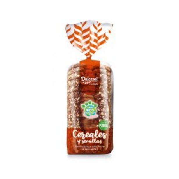 Oferta de Pan cereales y semillas por 2,2€