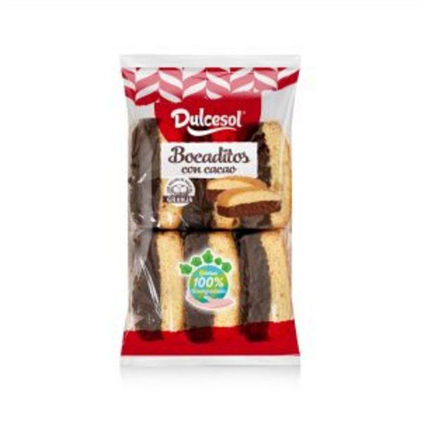 Oferta de Bocaditos cacao 12u por 1,4€