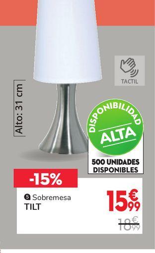 Oferta de SOBREMESA TILT por 15,99€