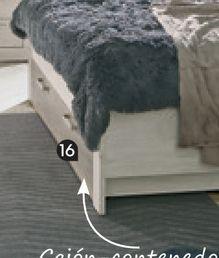 Oferta de Cajón para la cama VERONA por 79,99€