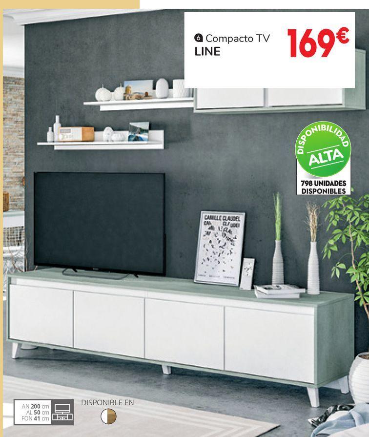 Oferta de Mueble de salón LINE por 169€