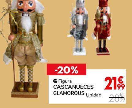 Oferta de Cascanueces por 21,99€