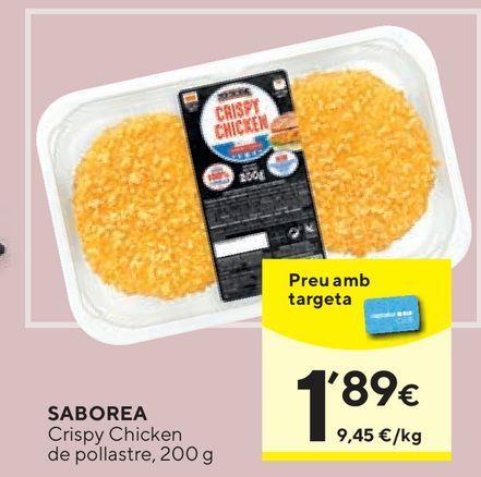 Oferta de Empanados por 1,89€
