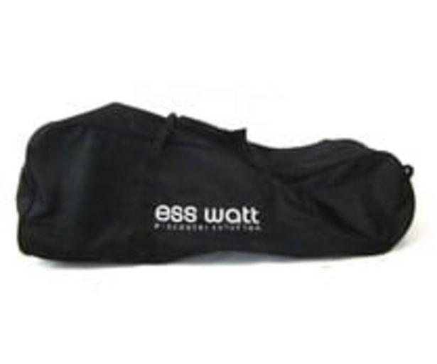 Oferta de Bolsa de transporte para patinete eléctrico ESS WATT, 120x35x45cm. por 29,9€