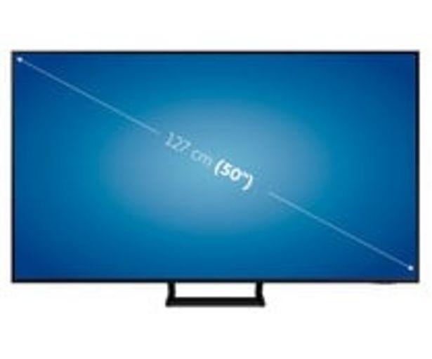 """Oferta de Televisión 127cm (50"""") LED SAMSUNG UE50AU9005KXXC 4K, HDR10+, SMART TV, WIFI, BLUETOOTH, TDT T2, USB reproductor y grabador, 3HDMI, 2800HZ. por 695€"""